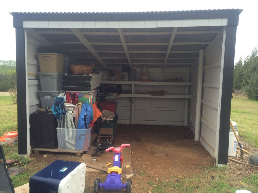 shed turned chicken coop