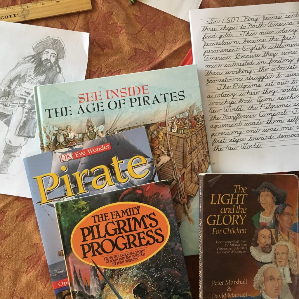 Pirates, Puritans, and Pilgrim's Progress