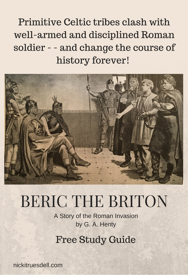 Beric the Briton free study guide