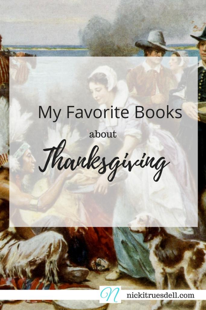 My Favorite Thanksgiving Books