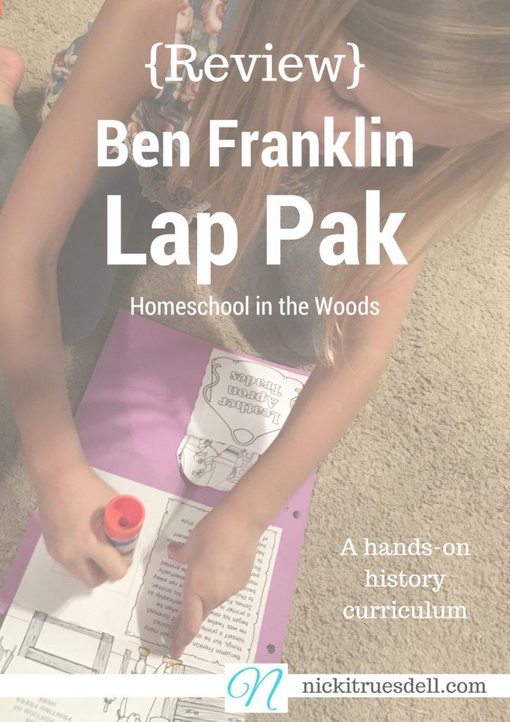 Ben Franklin Pin (1)