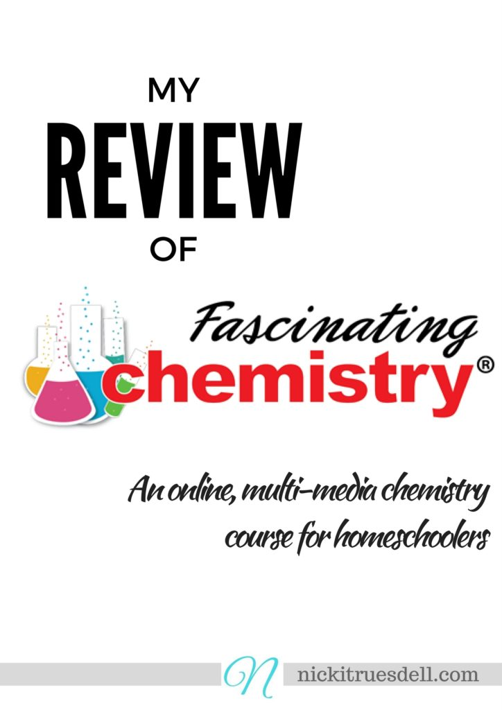 Fascinating chemistry review