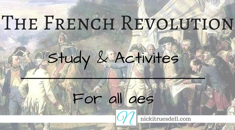 French Revolution Study and Activities