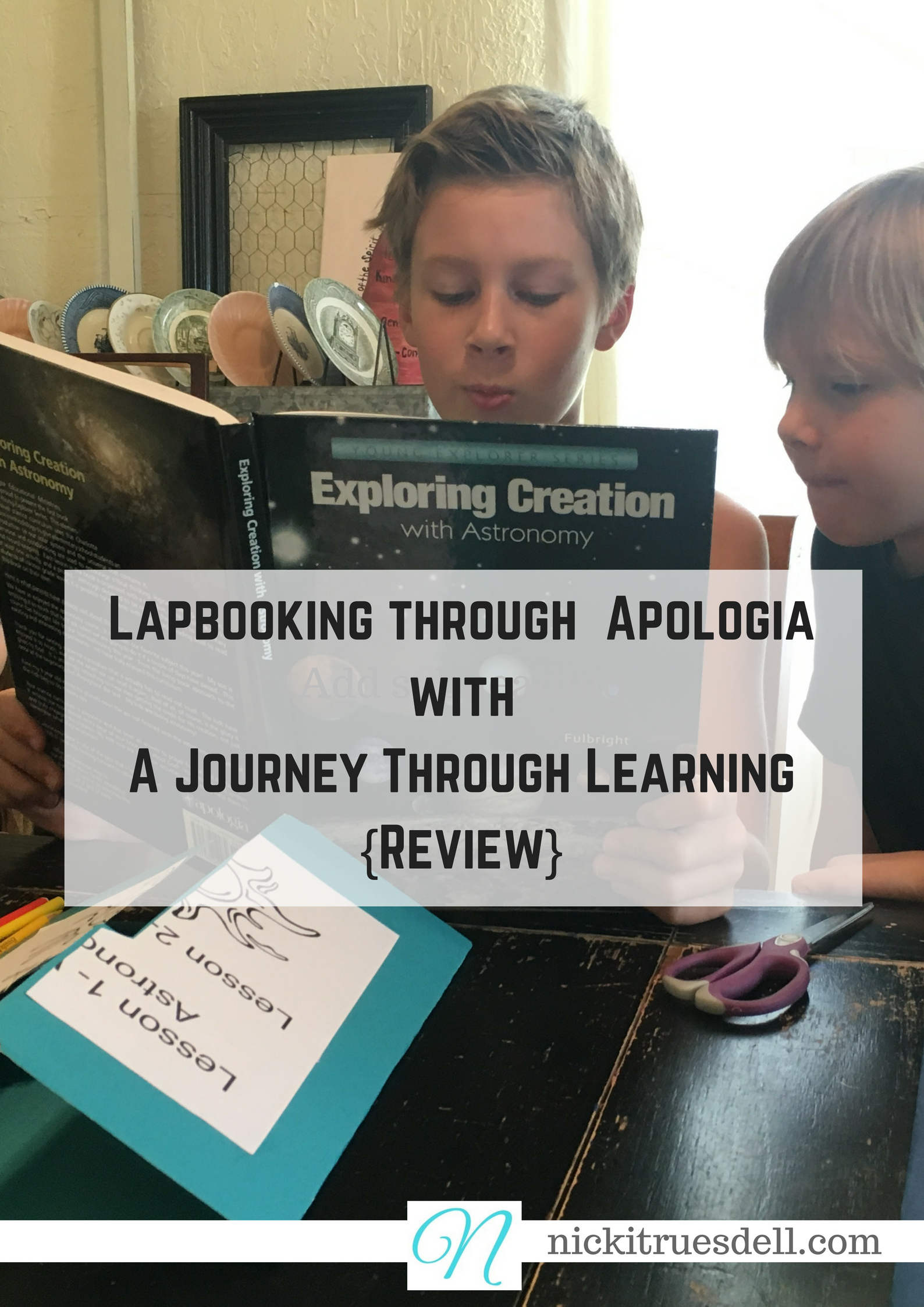 Journey through learning pin