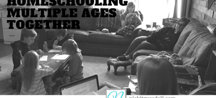 Homeschooling Multiple Ages (Without Losing Your Mind!)