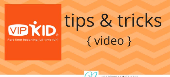 VIPKID Tips & Tricks