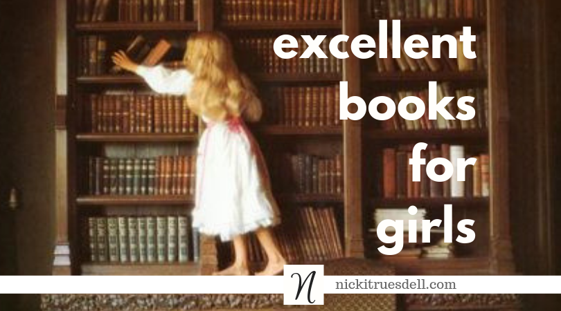 a list of excellent books for girls