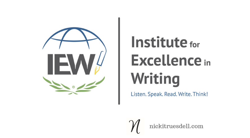 IEW Curriculum review